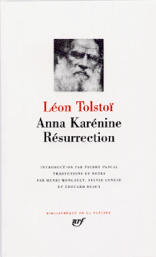 TOLSTOI LEON - ANNA KARENINE - RESURRECTION