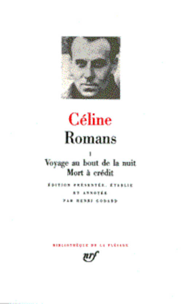 ROMANS (TOME 1) CELINE L-F. GALLIMARD