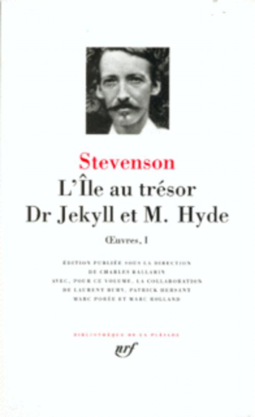STEVENSON R L - L' ILE AU TRESOR  DR JEKYLL ET M. HYDE