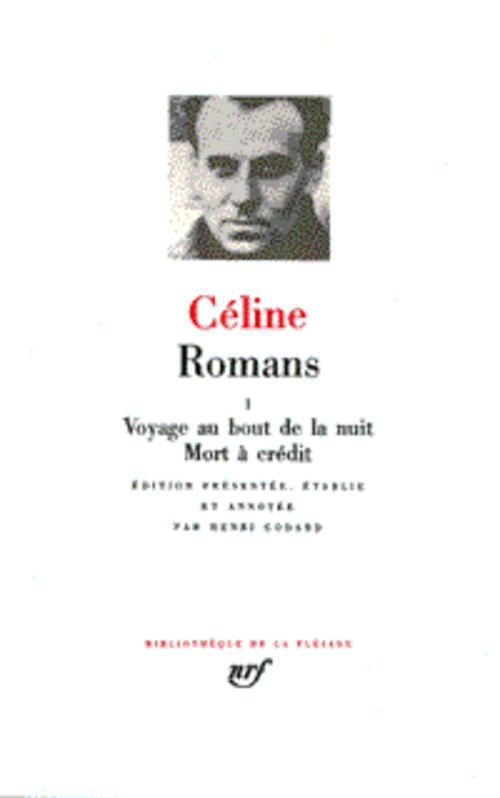 ROMANS (TOME 4) CELINE L-F. GALLIMARD