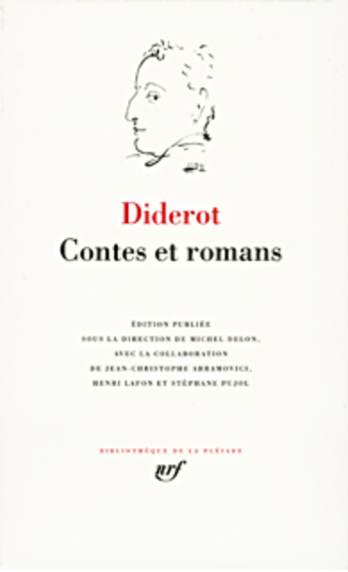 OEUVRES T.1  -  CONTES ET ROMANS DIDEROT DENIS GALLIMARD