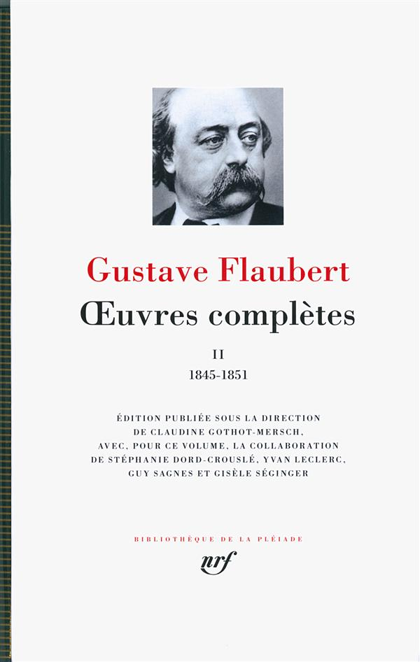 OEUVRES COMPLETES (TOME 2-1845-1851)