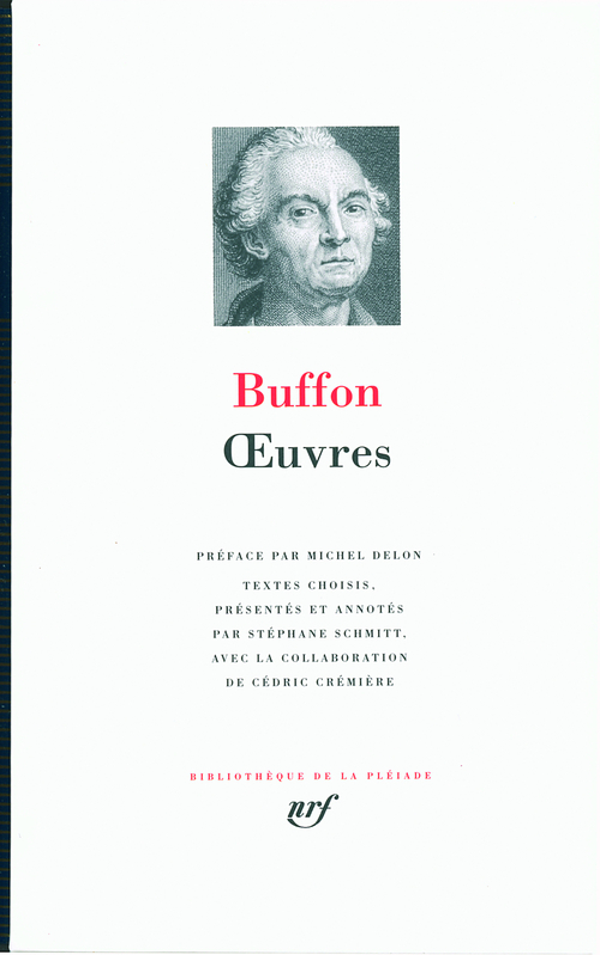 OEUVRES BUFFON G-L. GALLIMARD