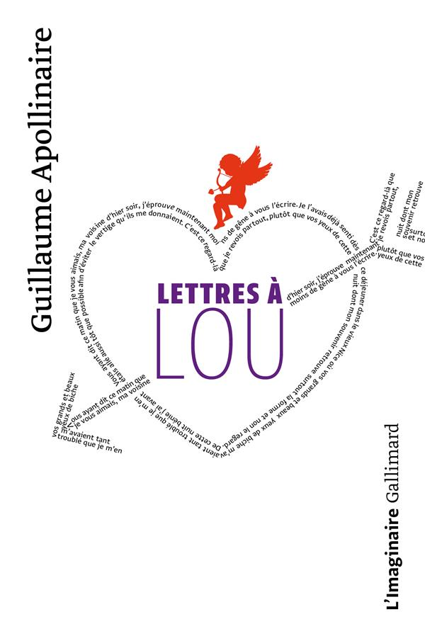 LETTRES A LOU APOLLINAIRE/DECAUDIN GALLIMARD