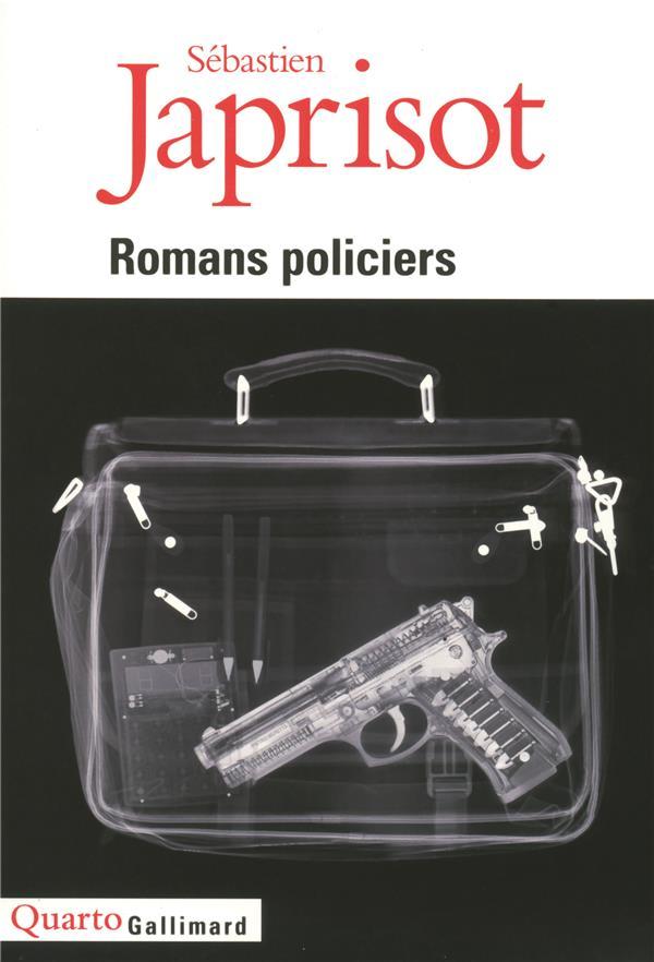 ROMANS POLICIERS JAPRISOT SEBASTIEN GALLIMARD