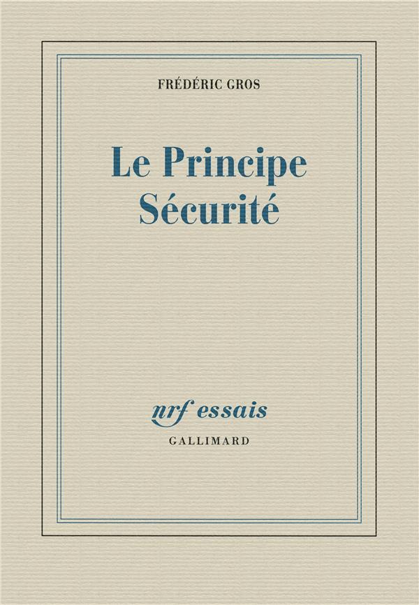 LE PRINCIPE SECURITE