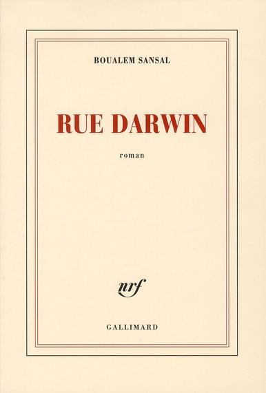 RUE DARWIN