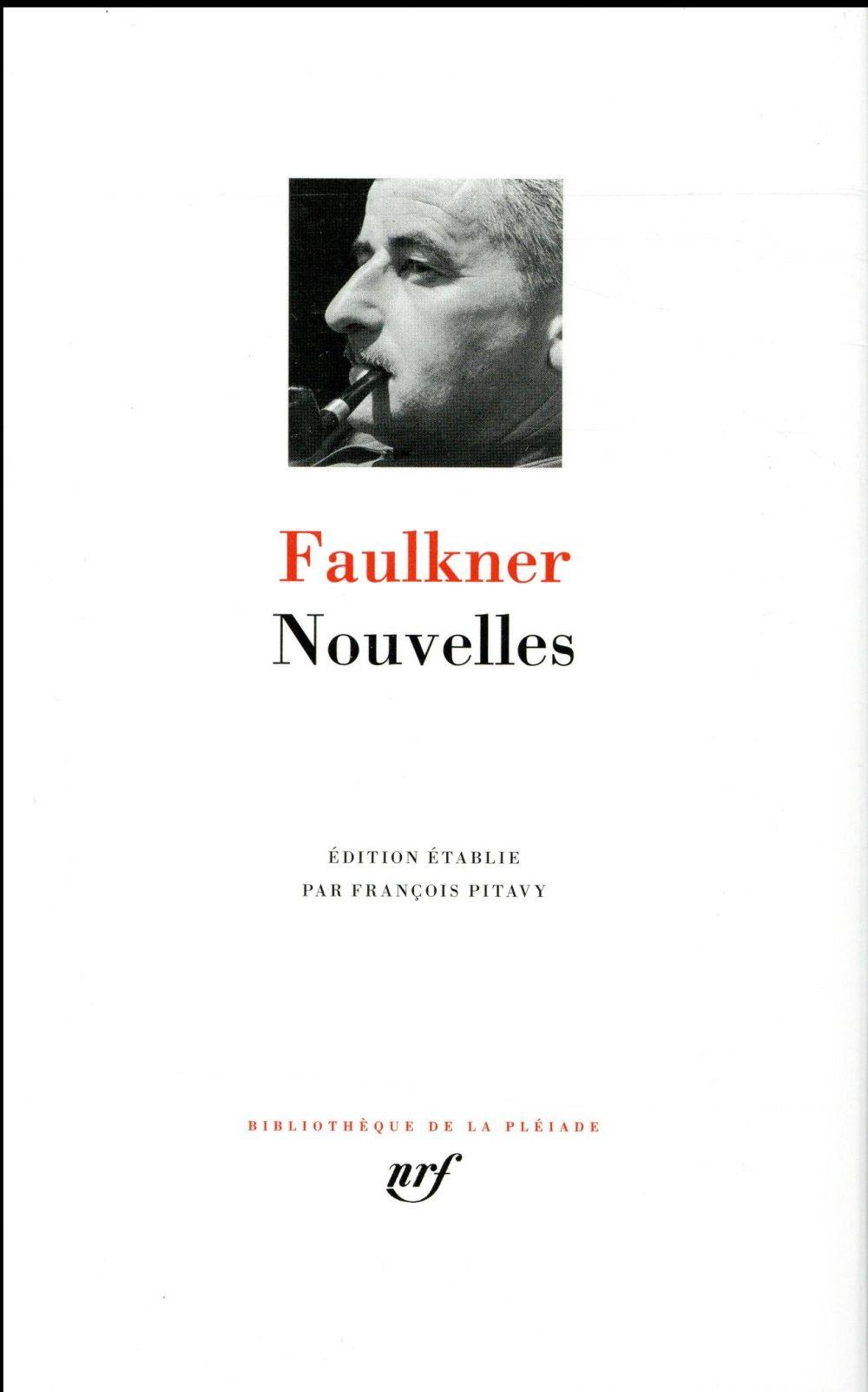 NOUVELLES FAULKNER WILLIAM GALLIMARD