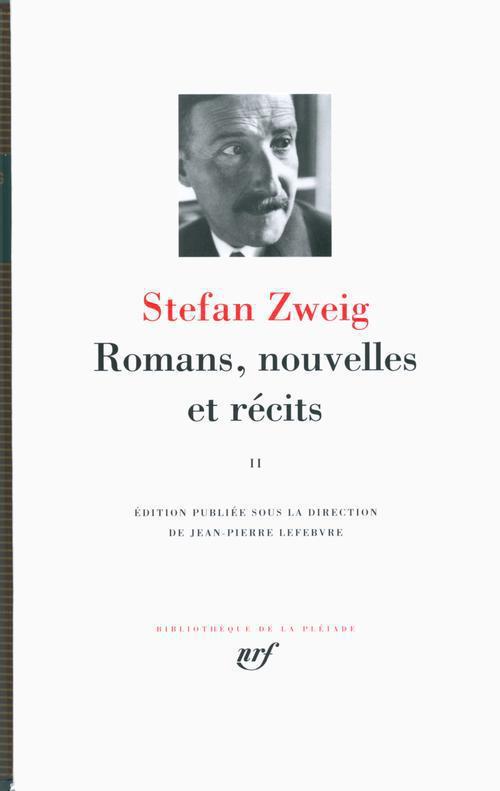 ROMANS, NOUVELLES ET RECITS (TOME 2)