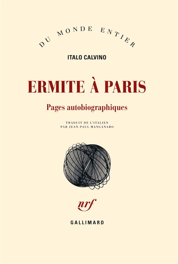 Ermite à Paris