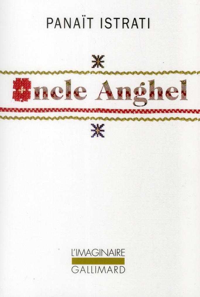 LES RECITS D'ADRIEN ZOGRAFFI : ONCLE ANGHEL
