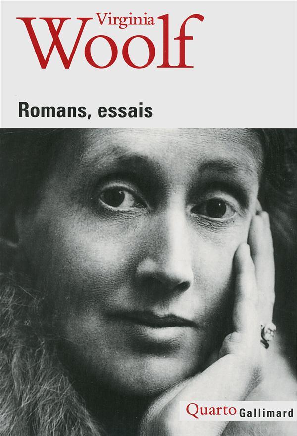 ROMANS, ESSAIS WOOLF VIRGINIA Gallimard