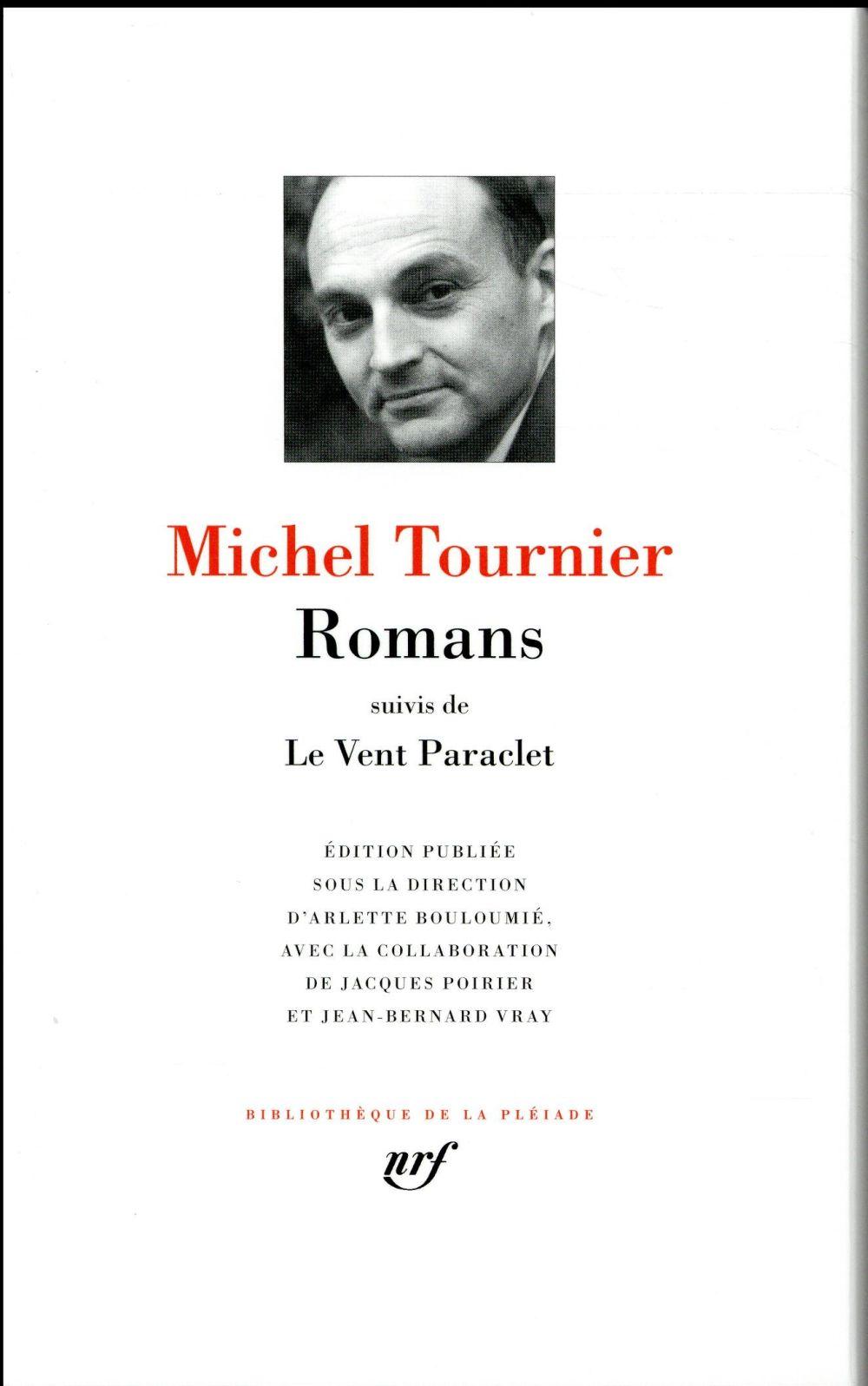 ROMANS/LE VENT PARACLET TOURNIER MICHEL GALLIMARD