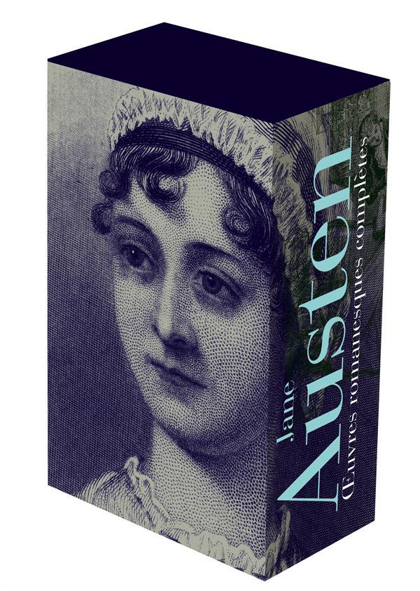 Austen Jane - COFFRET JANE AUSTEN, OEUVRES ROMANESQUES 2V