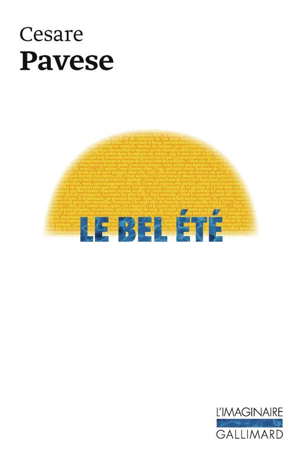 LE BEL ETE TROIS ROMANS