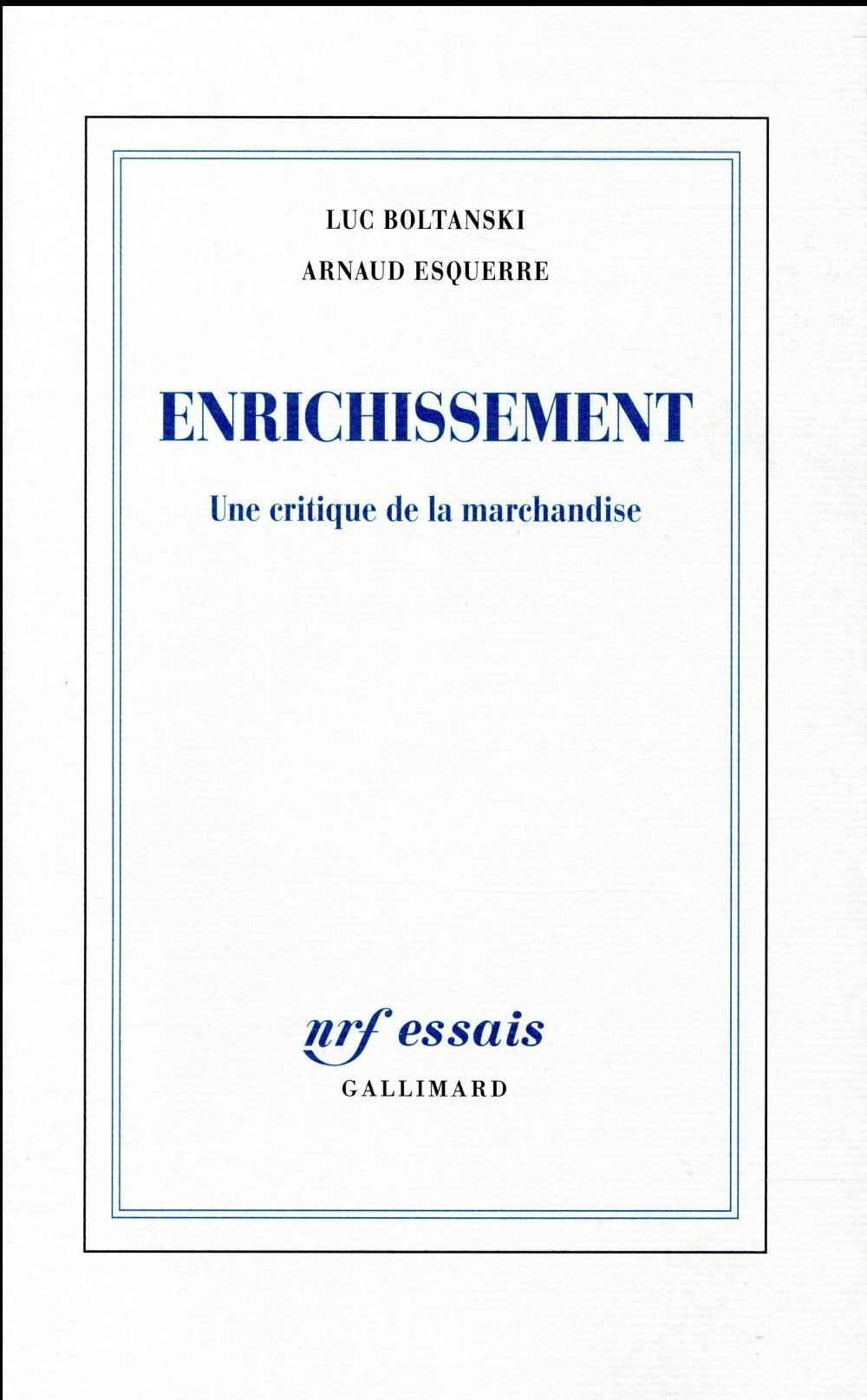 ENRICHISSEMENT