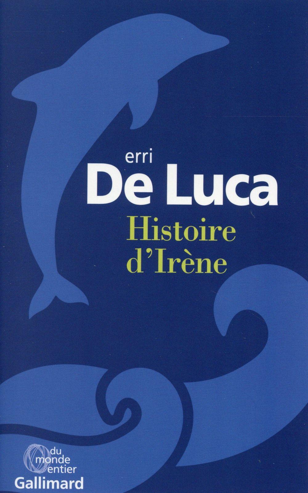HISTOIRE D'IRENE
