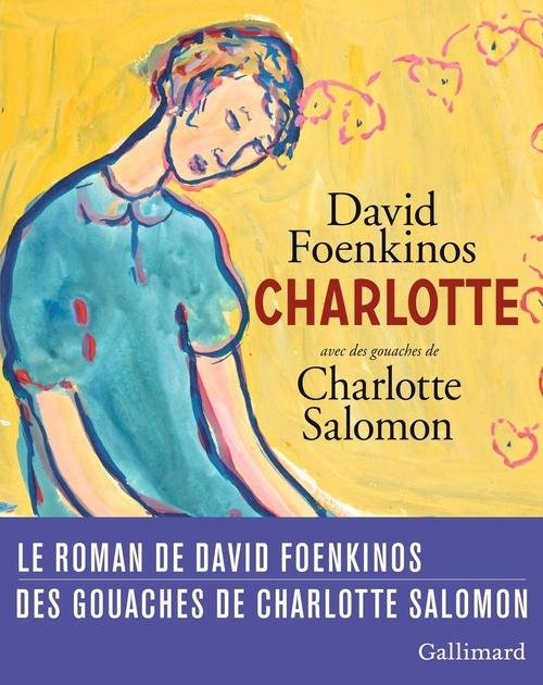 CHARLOTTE FOENKINOS/SALOMON Gallimard