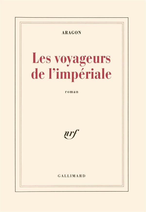LES VOYAGEURS DE L'IMPERIALE