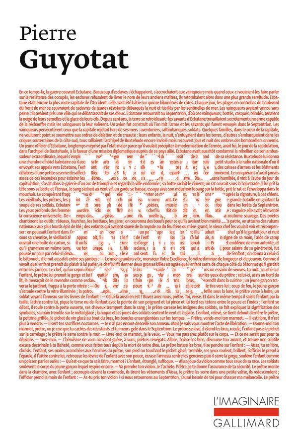 TOMBEAU POUR CINQ CENT MILLE SOLDATS - SEPT CHANTS