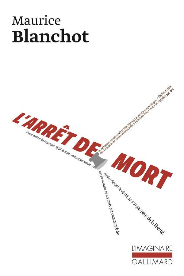 L'ARRET DE MORT