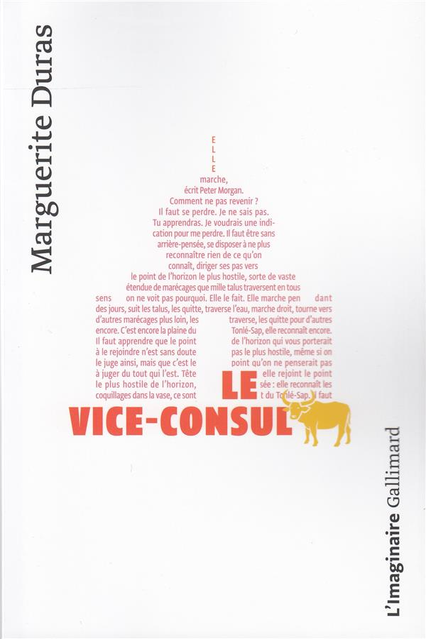 LE VICE-CONSUL DURAS MARGUERITE GALLIMARD