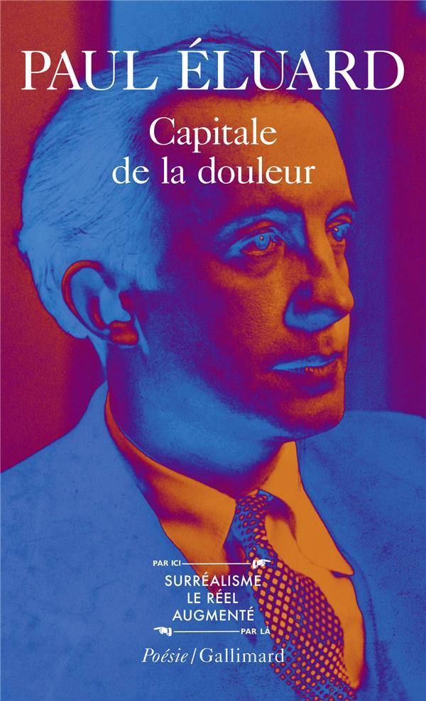 CAPITALE DE LA DOULEUR  L'AMOUR LA POESIE