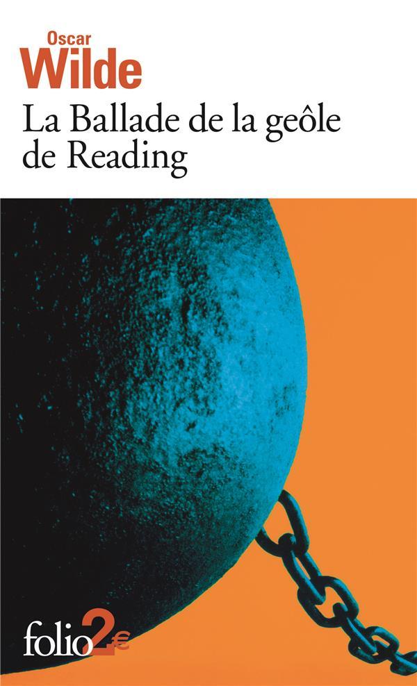 LA BALLADE DE GEOLE DE READINGPOEMES