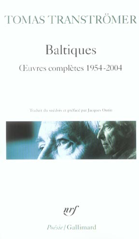 BALTIQUES  -  OEUVRES COMPLETES, 1954-2004