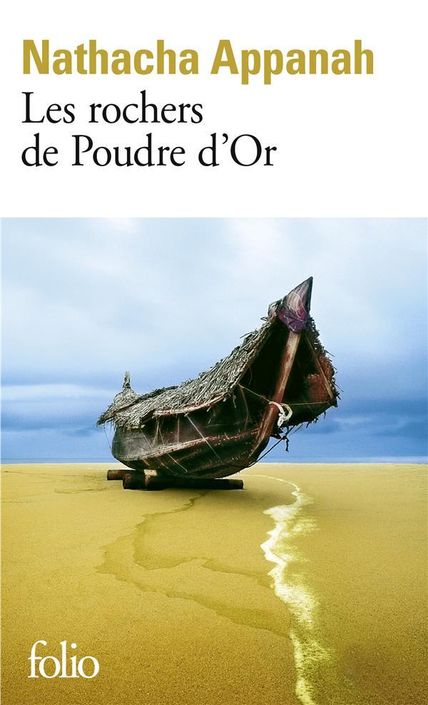 LES ROCHERS DE POUDRE D'OR