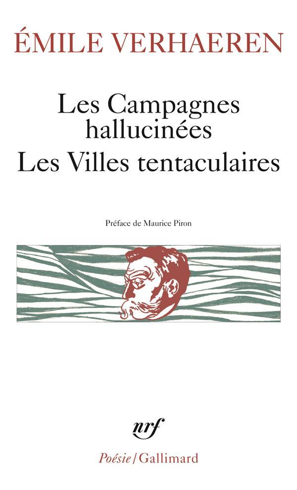 LES CAMPAGNES HALLUCINEES  -  LES VILLES TENTACULAIRES