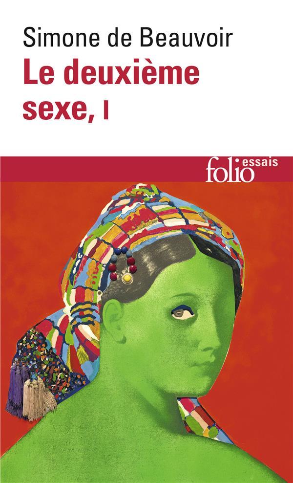 LE DEUXIEME SEXE T.1 BEAUVOIR SIMONE DE GALLIMARD