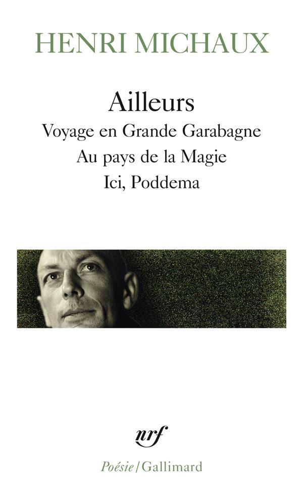 AILLEURS MICHAUX HENRI GALLIMARD