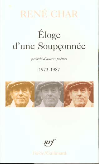 ELOGE D'UNE SOUPCONNEE  FENETRES DORMANTES ET PORTE SUR LE TOIT  CHANTS DE LA