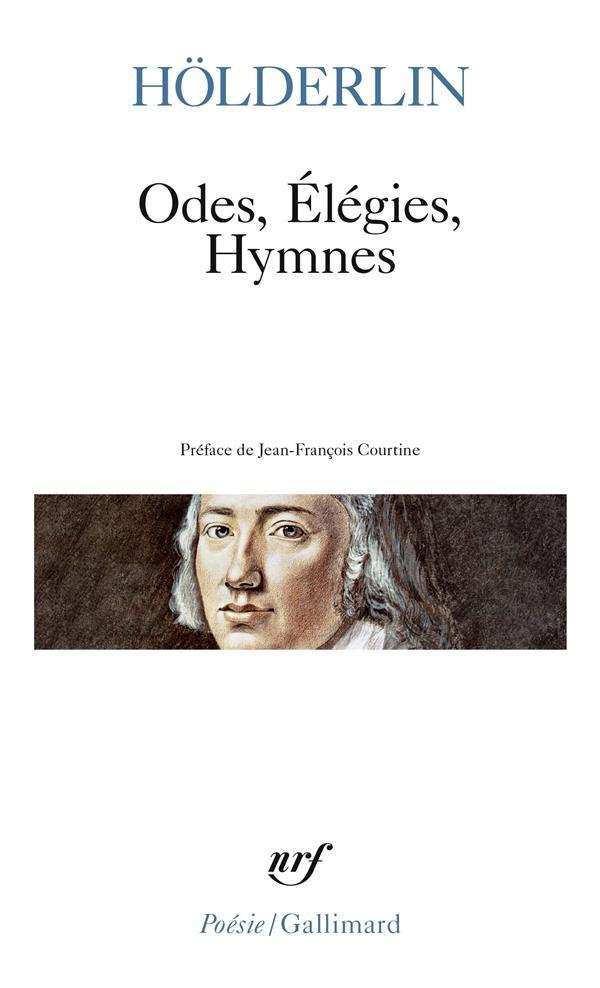 ODES  -  ELEGIES  -  HYMNES