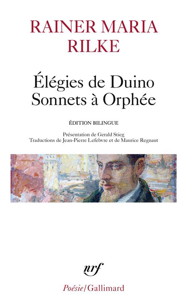 ELEGIES DE DUINO  SONNETS A ORPHEE ET AUTRES POEMES RILKE/STIEG GALLIMARD