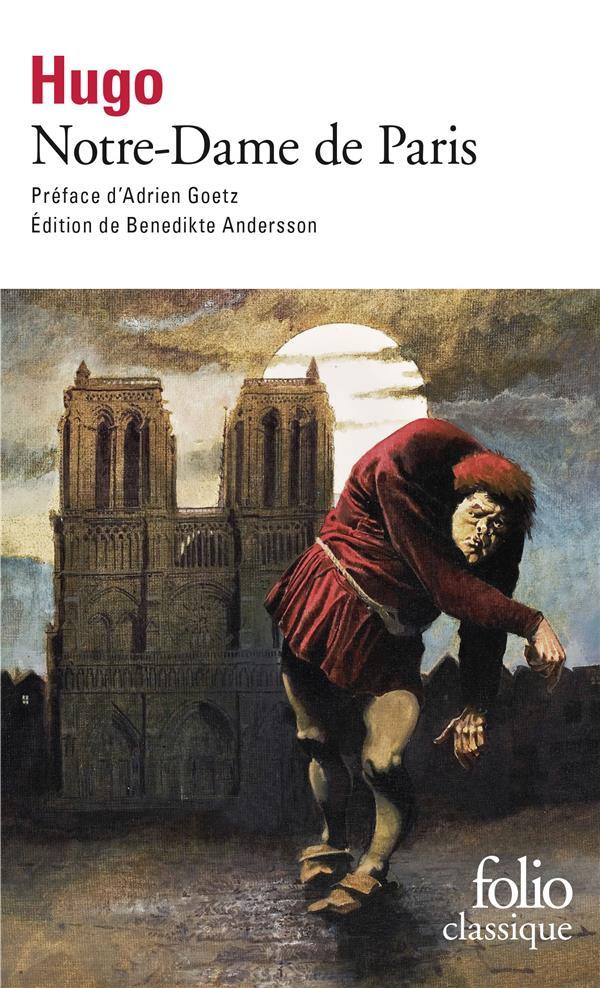 NOTRE-DAME DE PARIS - (1482)