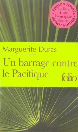 BARRAGE CONTRE LE PACIFIQUE DURAS MARGUERITE GALLIMARD