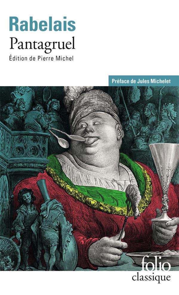 PANTAGRUEL RABELAIS, FRANCOIS GALLIMARD
