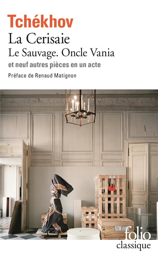 LA CERISAIE / LE SAUVAGE / ONC