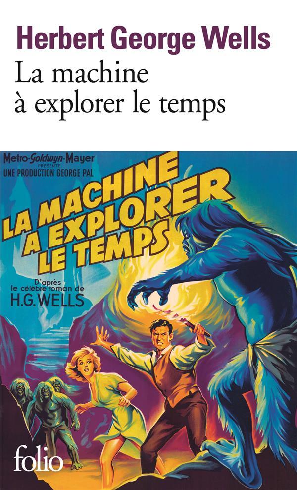 WELLS H.G. - LA MACHINE A EXPLORER LE TEMPS  -  L'ILE DU DOCTEUR MOREAU