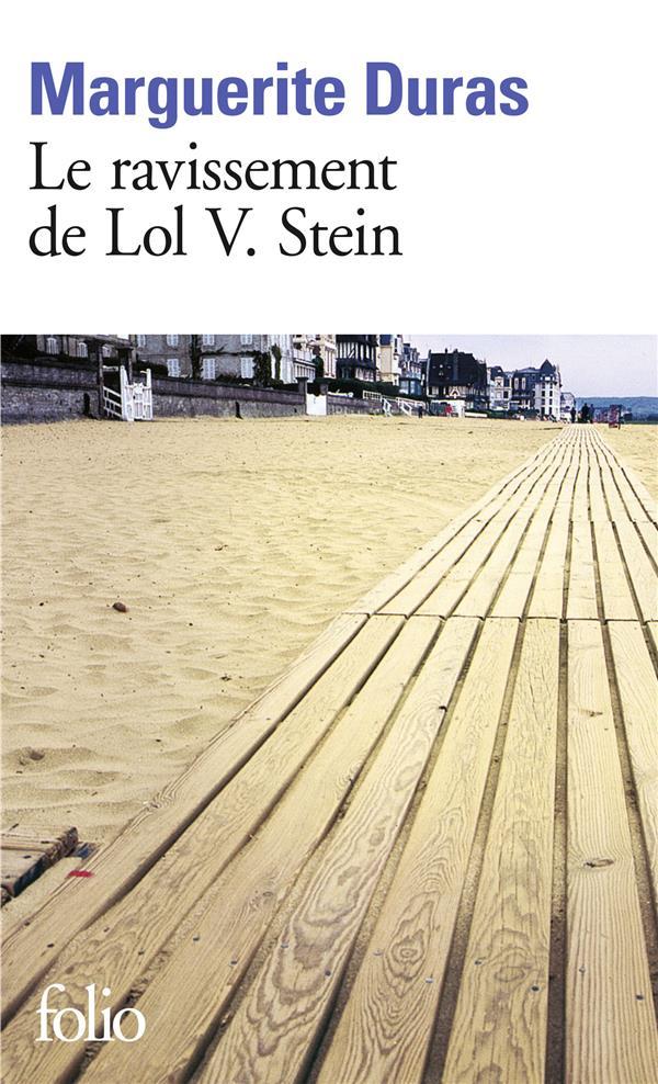 LE RAVISSEMENT DE LOL V. STEIN DURAS MARGUERITE GALLIMARD