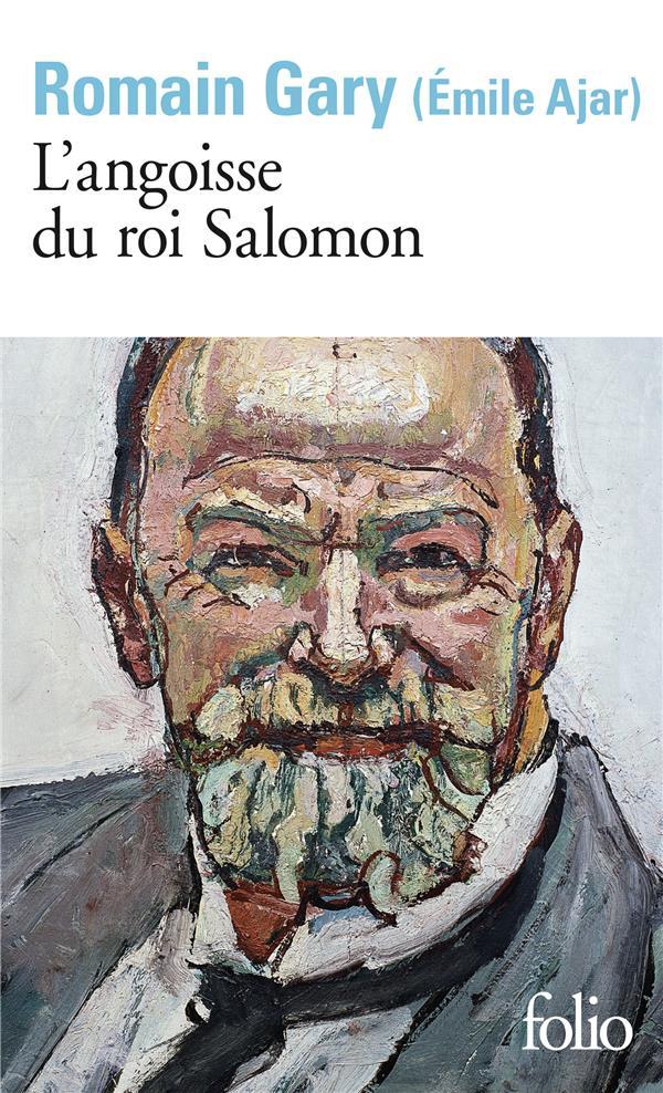 L-ANGOISSE DU ROI SALOMON