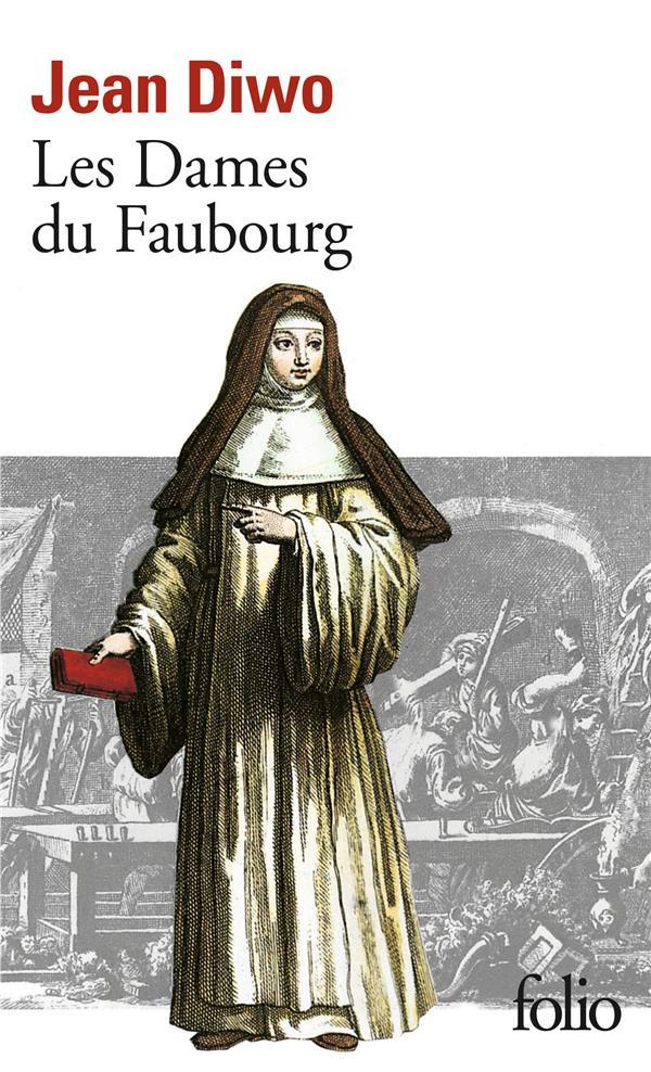 LES DAMES DU FAUBOURG DIWO JEAN GALLIMARD