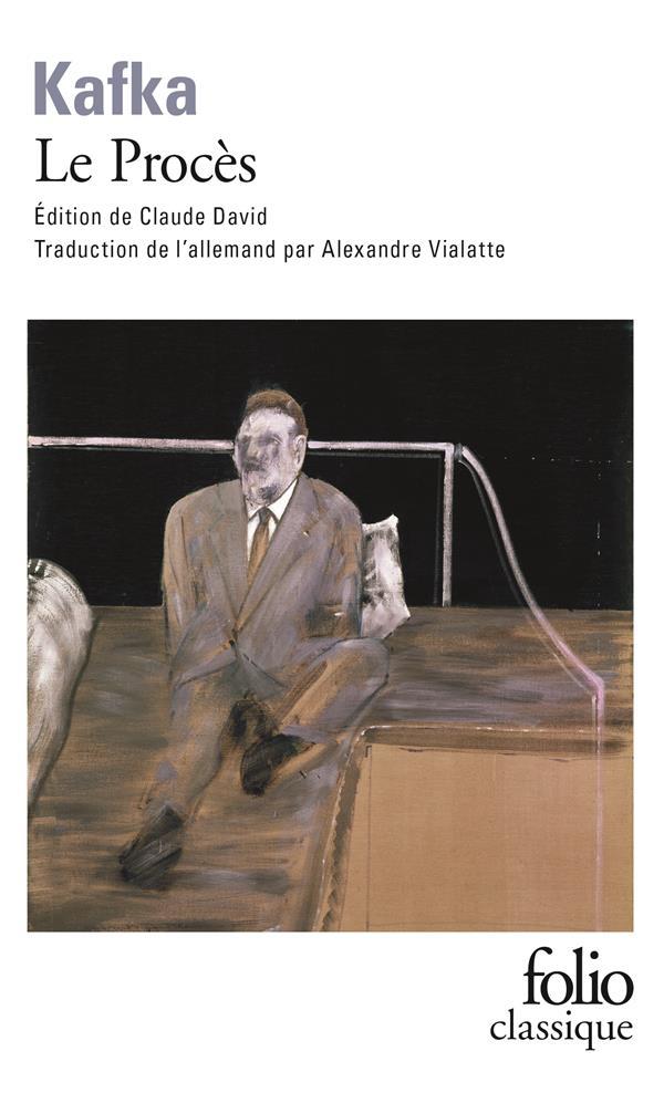 LE PROCES KAFKA/DAVID GALLIMARD