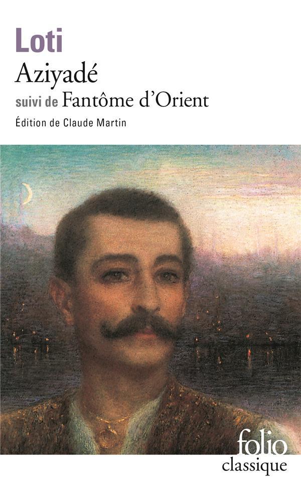 AZIYADE  FANTOME D'ORIENT
