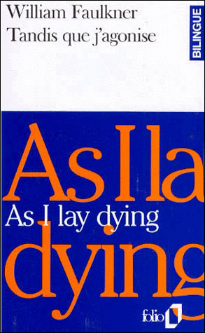 TANDIS QUE J-AGONISE/AS I LAY DYING