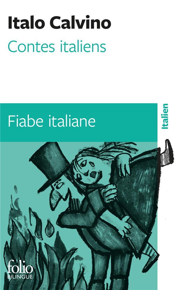 CONTES ITALIENS  FIABE ITALIANE CALVINO, ITALO GALLIMARD