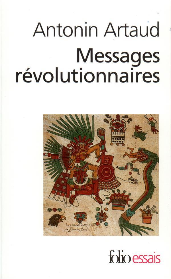 MESSAGES REVOLUTIONNAIRES