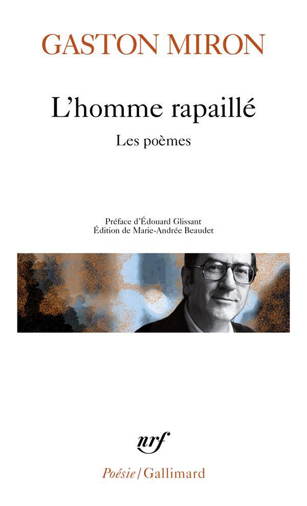 L'HOMME RAPAILLE - LES POEMES